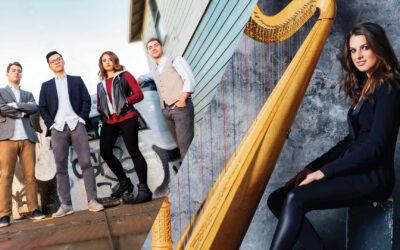 Dover Quartet and Bridget Kibbey