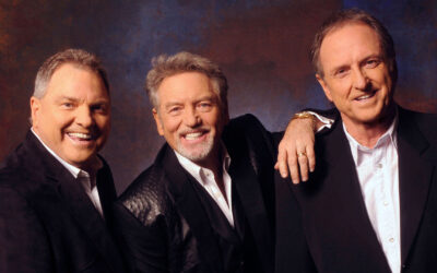 Larry, Steve and Rudy — The Gatlin Brothers