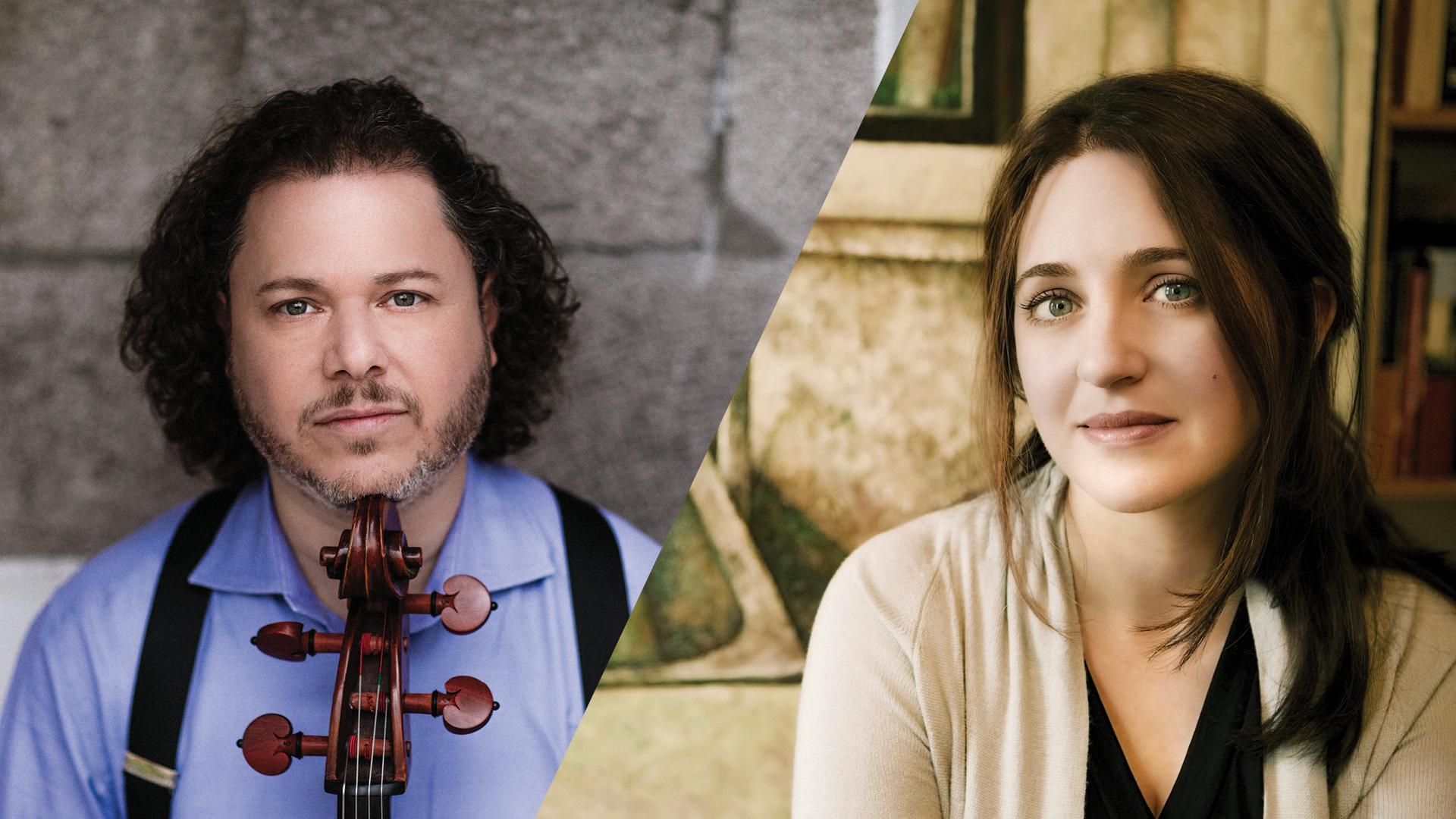 Matt Haimovitz and Simone Dinnerstein