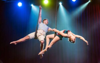 42ft — A Menagerie of Mechanical Marvels by Cirque Mechanics