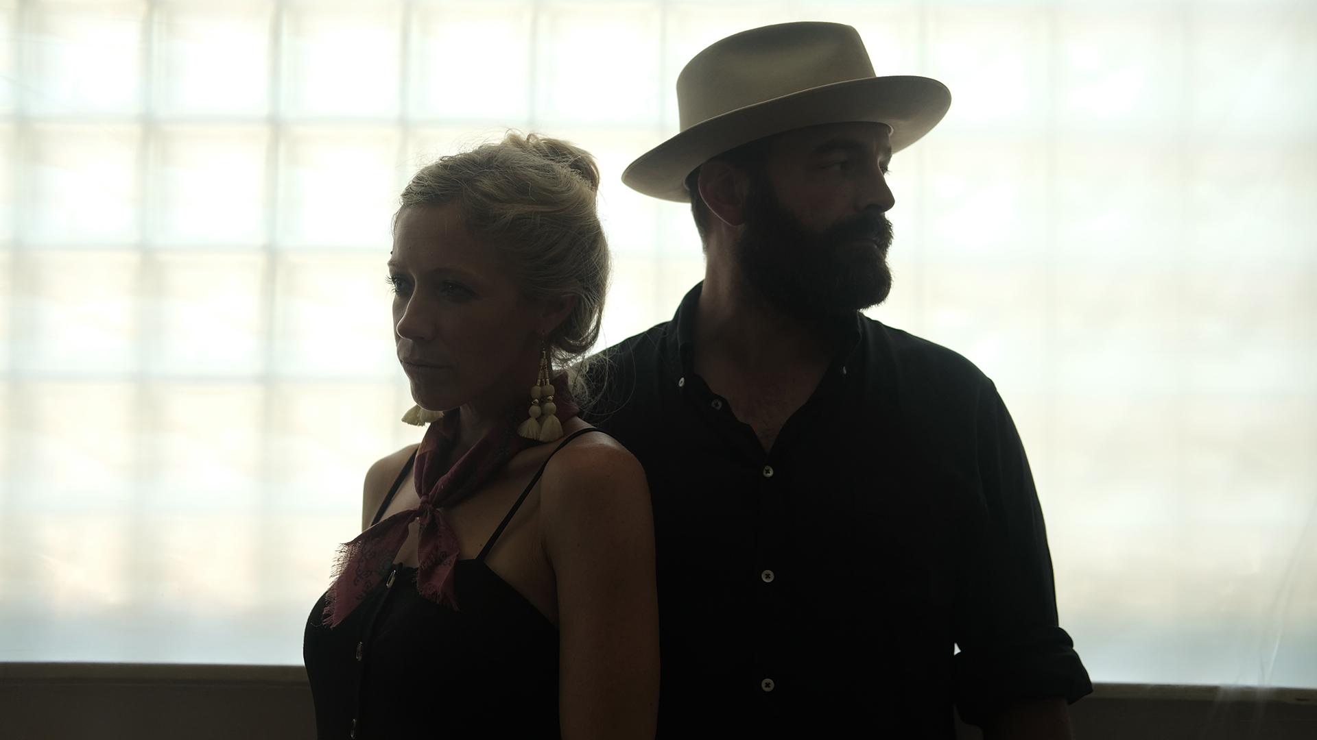Drew and Ellie Holcomb