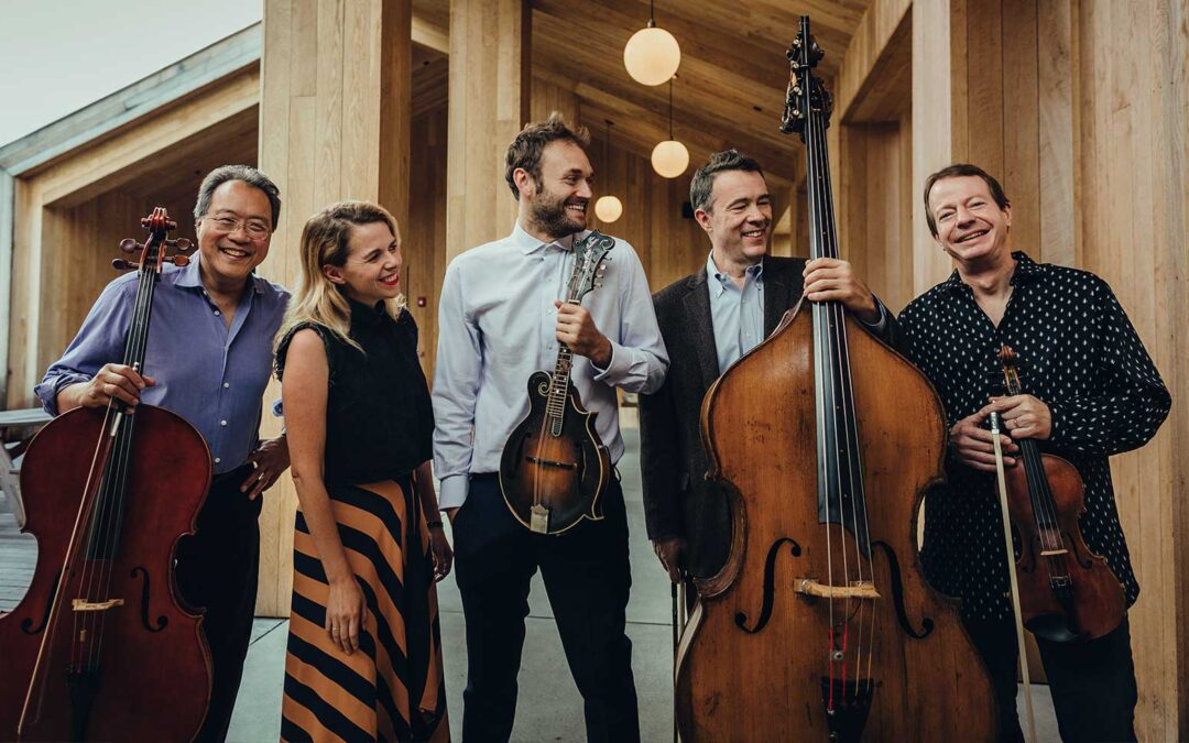 Not Our First Goat Rodeo: Yo-Yo Ma, Stuart Duncan, Edgar Meyer and Chris Thile