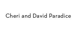 Dr. and Mrs. David Paradice