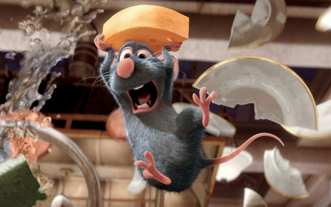 Summer Film Series: Ratatouille