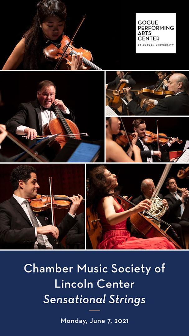 Sensational Strings Program