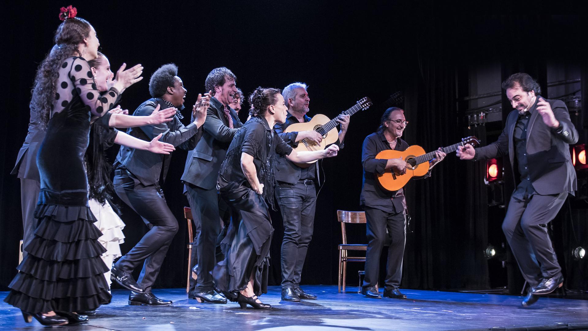 Noche Flamenca Puro