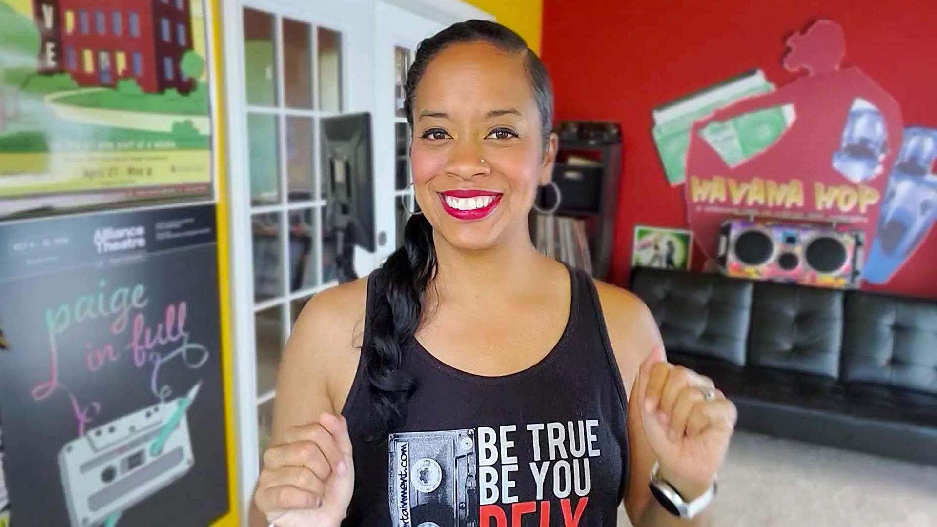 Paige Hernandez Hip Hop Body Rock