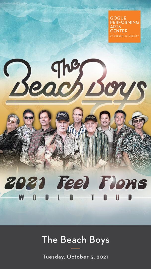 Beach Boys Program